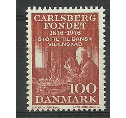 Znaczek Dania 1976 Mi 630 Czyste **