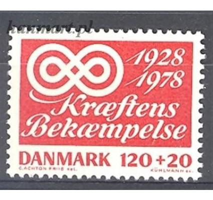 Dania 1978 Mi 672 Czyste **