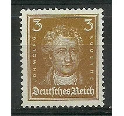 Znaczek Deutsches Reich / III Rzesza 1927 Mi 386 Czyste **