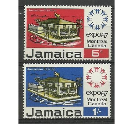 Znaczek Jamajka 1967 Mi 261-262 Czyste **