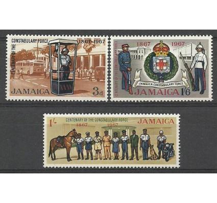 Znaczek Jamajka 1967 Mi 265-267 Czyste **
