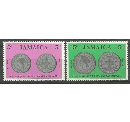 Znaczek Jamajka 1969 Mi 297-298 Czyste **