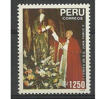 Znaczek Peru 1990 Mi 1418 Czyste **