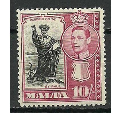 Znaczek Malta 1938 Mi 190 Czyste **