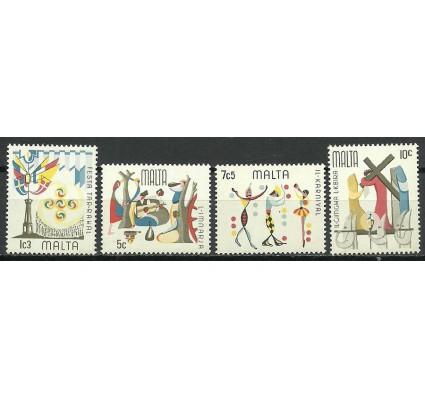 Znaczek Malta 1976 Mi 525-528 Czyste **