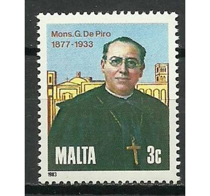 Znaczek Malta 1983 Mi 686 Czyste **