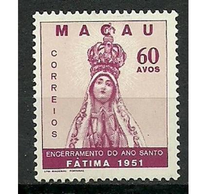 Znaczek Makau 1951 Mi 386 Z podlepką *