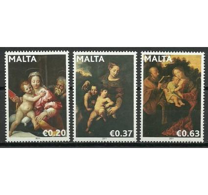 Znaczek Malta 2011 Mi 1692-1694 Czyste **