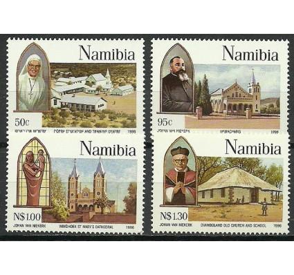 Znaczek Namibia 1996 Mi 808-811 Czyste **