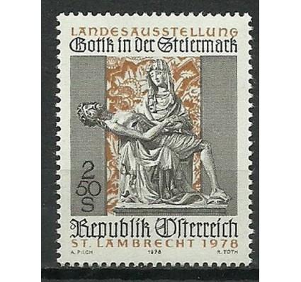 Znaczek Austria 1978 Mi 1575 Czyste **