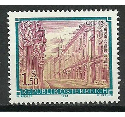 Znaczek Austria 1992 Mi 2080 Czyste **