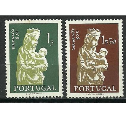Znaczek Portugalia 1956 Mi 854-855 Czyste **