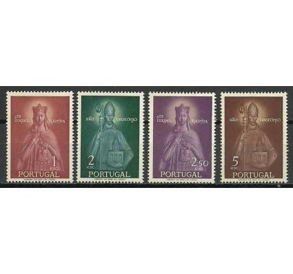 Znaczek Portugalia 1958 Mi 864-867 Czyste **