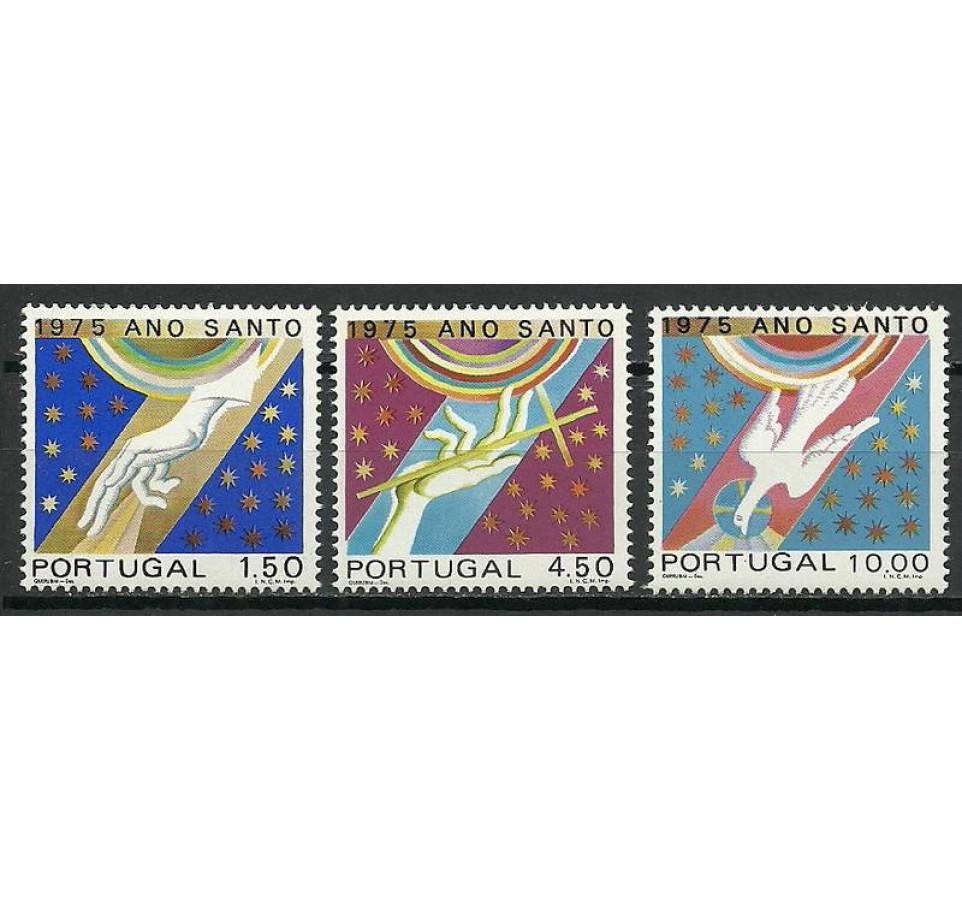Portugalia 1975 Mi 1278-1280 Czyste **
