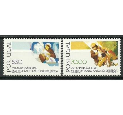 Znaczek Portugalia 1981 Mi 1533-1534 Czyste **