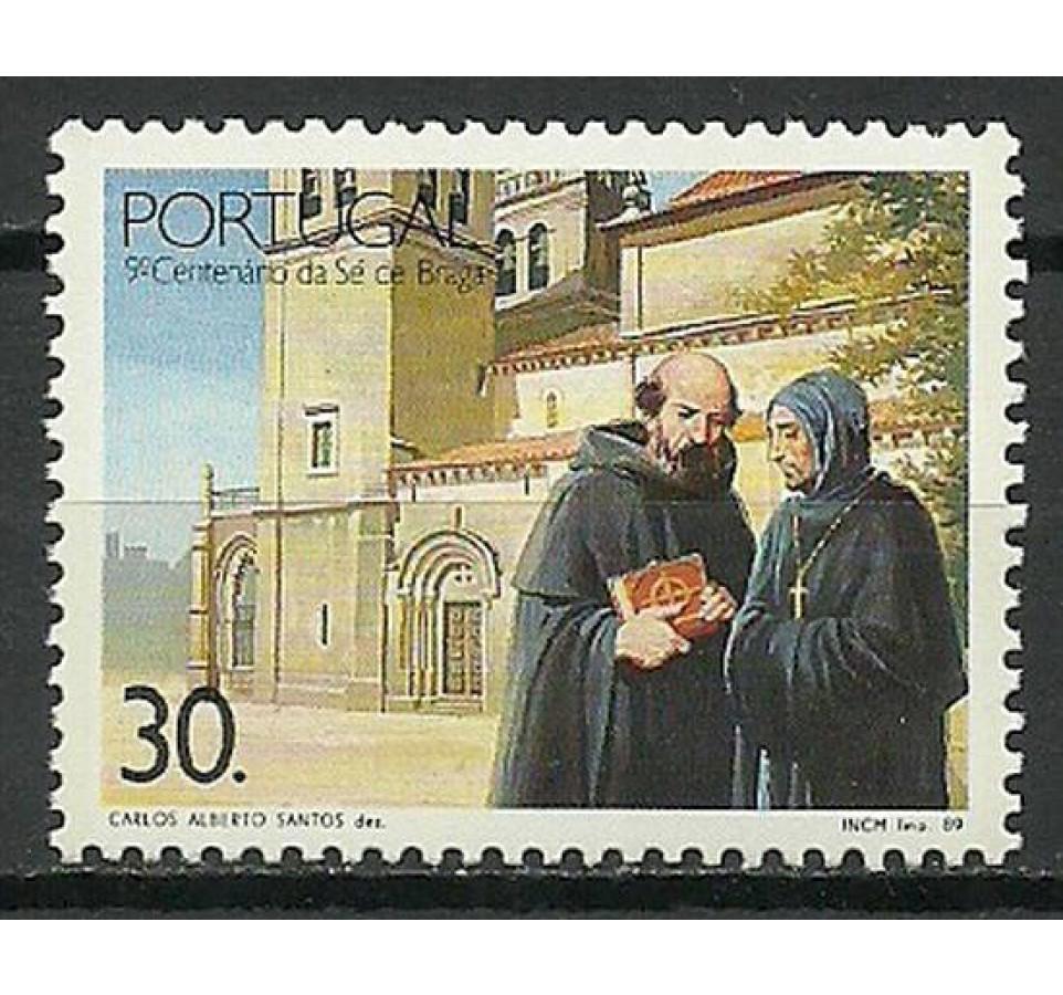 Portugalia 1989 Mi 1774 Czyste **