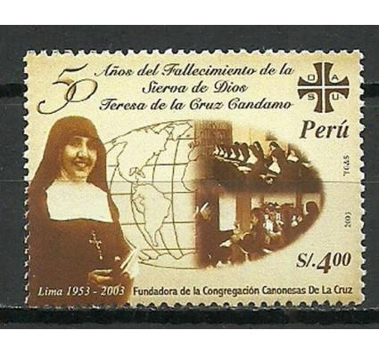 Znaczek Peru 2003 Mi 1850 Czyste **