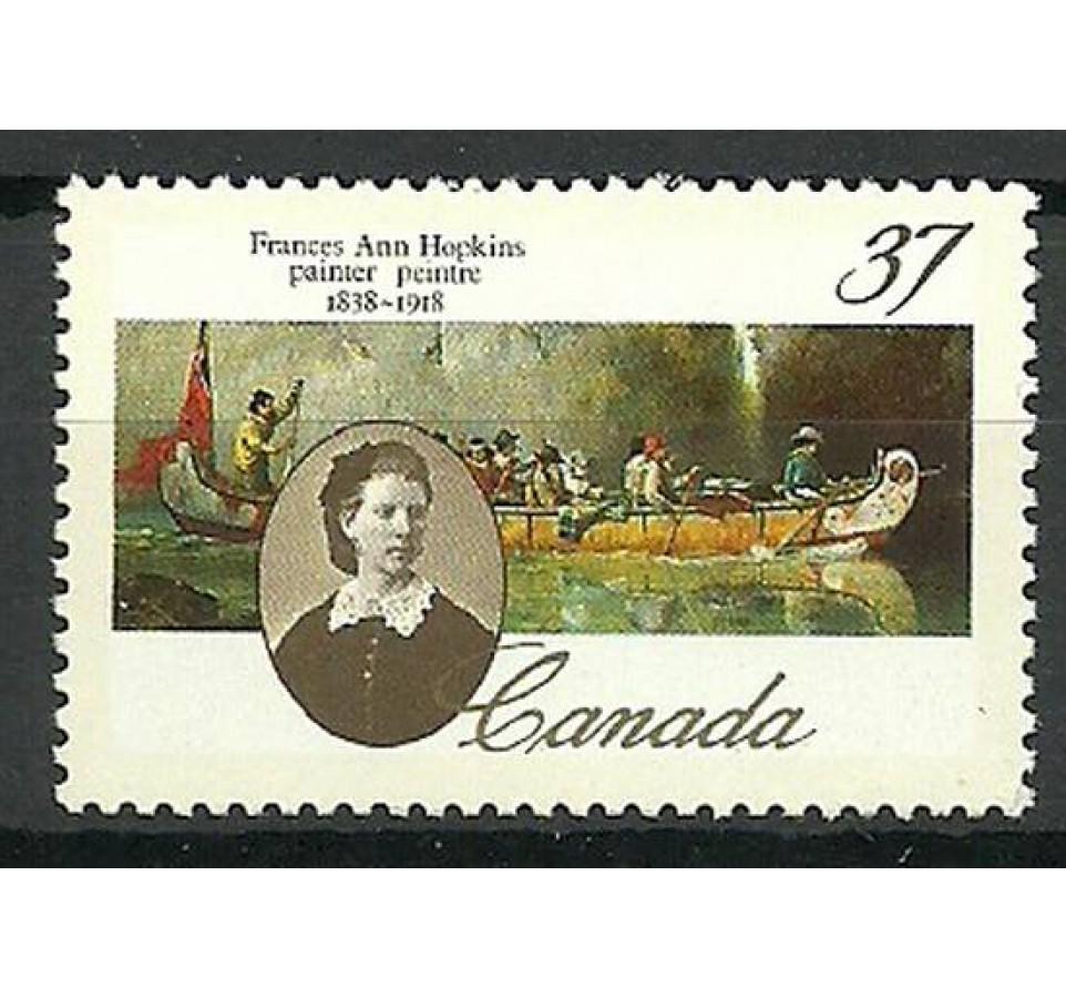 Kanada 1988 Mi 1114 Czyste **