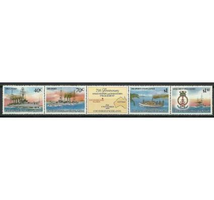 Znaczek Wyspy Kokosowe / Keelinga 1989 Mi 220-223 Czyste **