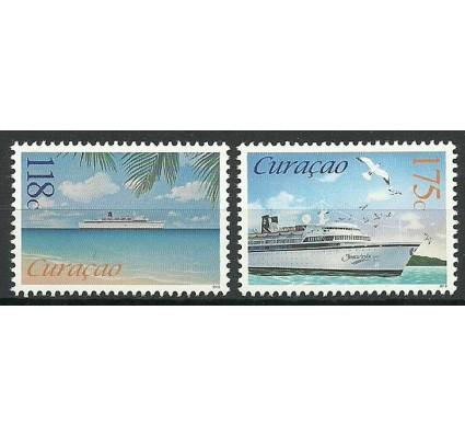 Znaczek Curacao 2013 Mi 172-173 Czyste **