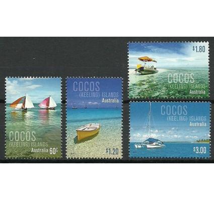Wyspy Kokosowe / Keelinga 2011 Mi 460-463 Czyste **