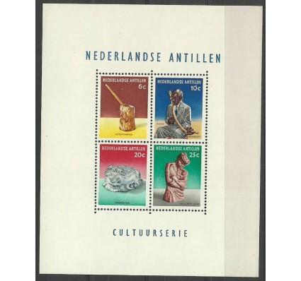 Znaczek Antyle Holenderskie 1962 Mi bl 1 Czyste **