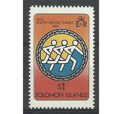 Znaczek Wyspy Salomona 1981 Mi 443 Czyste **