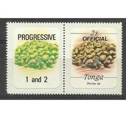 Znaczek Tonga 1984 Mi die zf 222B Czyste **