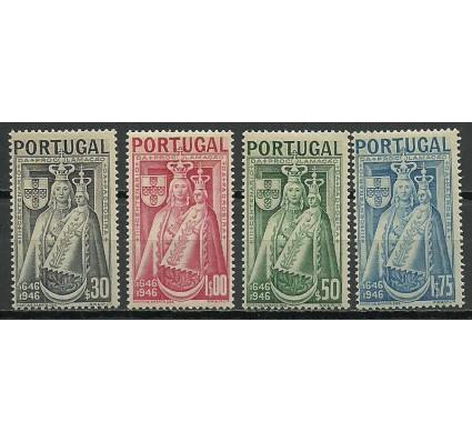 Znaczek Portugalia 1946 Mi 702-705 Czyste **