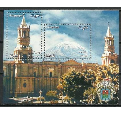 Znaczek Peru 2004 Mi bl 25 Czyste **