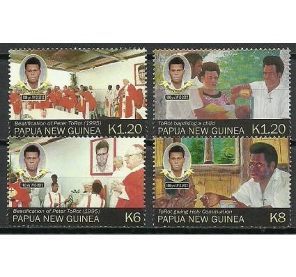 Znaczek Papua Nowa Gwinea 2012 Mi 1775-1778 Czyste **