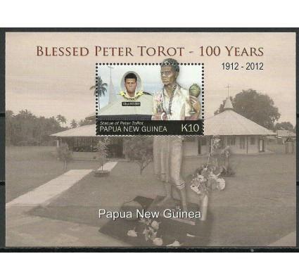 Znaczek Papua Nowa Gwinea 2012 Mi bl 150 Czyste **