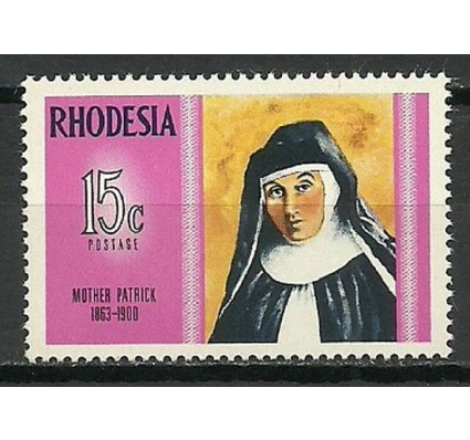 Znaczek Rodezja 1970 Mi 106 Czyste **