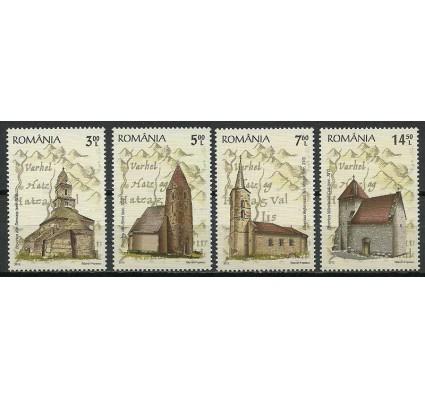 Znaczek Rumunia 2012 Mi 6659-6662 Czyste **