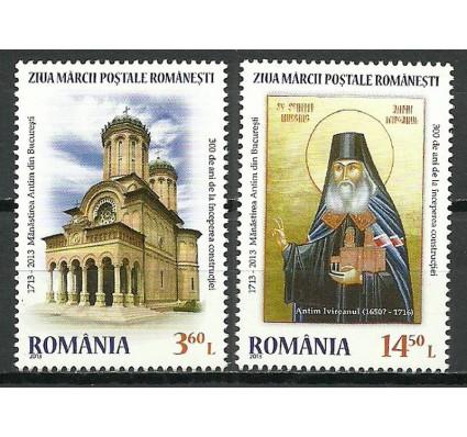 Znaczek Rumunia 2013 Mi 6730-6731 Czyste **