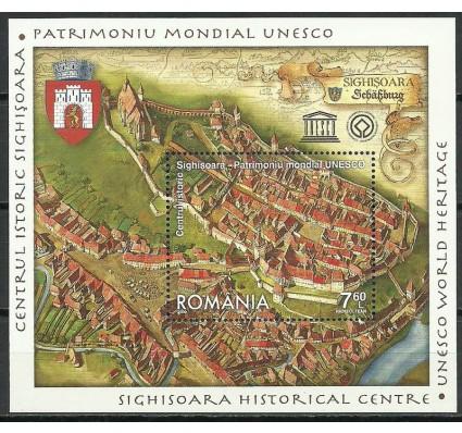 Znaczek Rumunia 2009 Mi bl 449 Czyste **