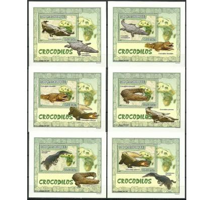 Znaczek Mozambik 2007 Mi lx 2984-2989 Czyste **