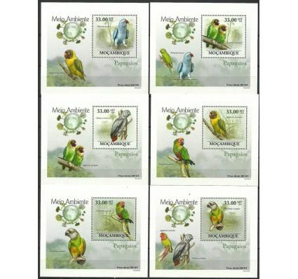 Znaczek Mozambik 2010 Mi lx 3507-3512 Czyste **