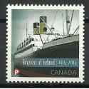 Kanada 2014 Mi 3124 Czyste **