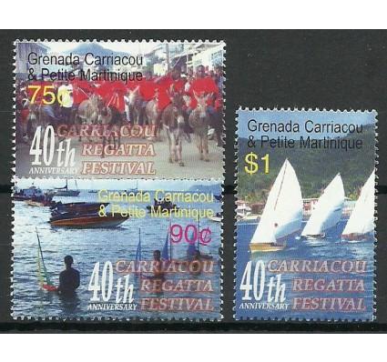 Znaczek Grenada / Carriacou i Petite Martinique 2004 Mi 4116-4118 Czyste **