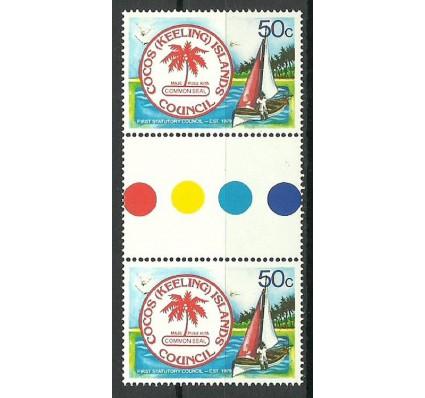 Znaczek Wyspy Kokosowe / Keelinga 1979 Mi 33 Czyste **