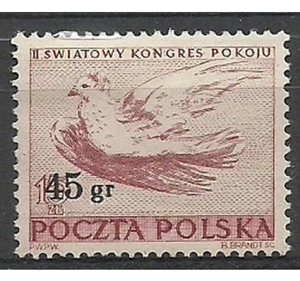 Znaczek Polska 1951 Mi 686 Fi 548 Czyste **