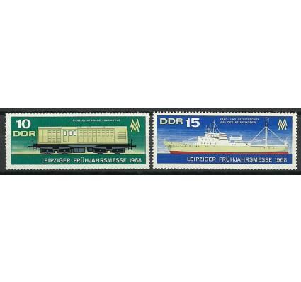 Znaczek NRD / DDR 1968 Mi 1349-1350 Czyste **