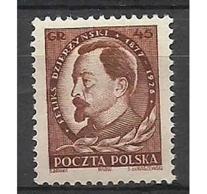Znaczek Polska 1951 Mi 700 Fi 562 Czyste **