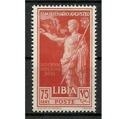Znaczek Libia Włoska 1938 Mi 93 Czyste **