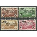 Libia Włoska 1934 Mi 198-201(Tripoli) Czyste **