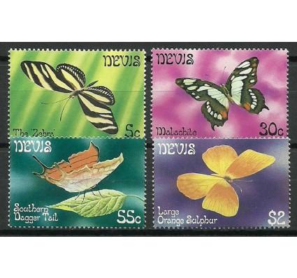 Znaczek Nevis 1982 Mi 67-70 Czyste **