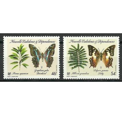 Znaczek Nowa Kaledonia 1987 Mi 800-801 Czyste **