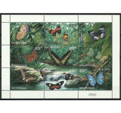 Znaczek Nikaragua 1999 Mi ark 3945-3953 Czyste **