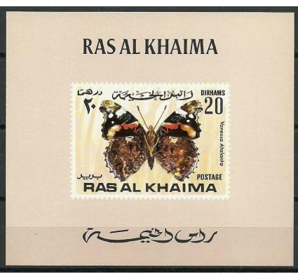 Znaczek Ras Al Khaima 1972 Mi lx 615B Czyste **